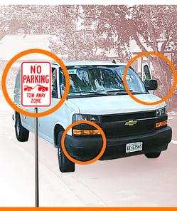 vehicle park_procedure fail